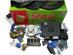 LPG 4 Cylinder